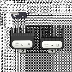 Набор Premium насадок 1,5 и 4,5 мм для машинок GB